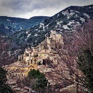 Secret Medieval Village