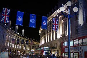NFL on Regent Street