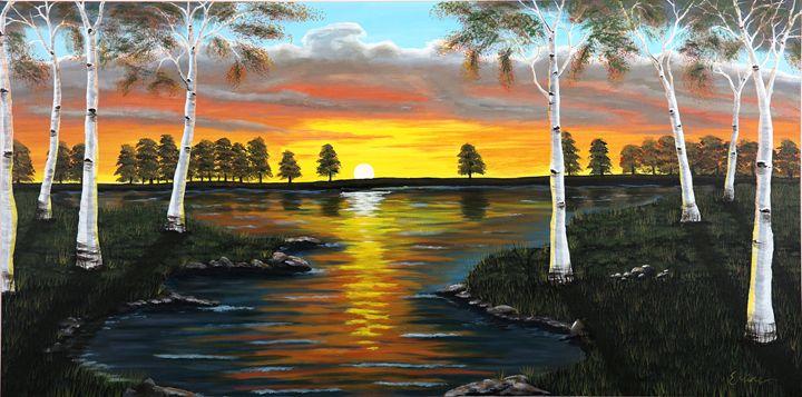 Sunset Glow - EminentArt