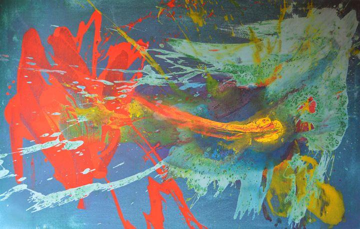 Birth of a galaxy - Andrei Autumn