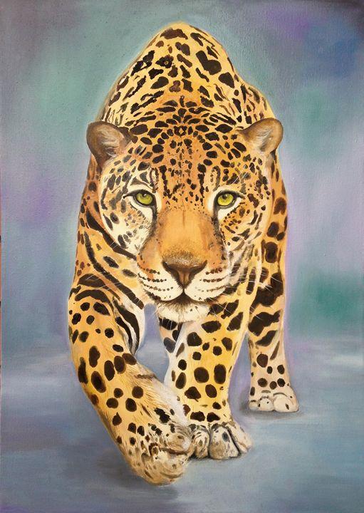 Hunter - Leysan Khasan