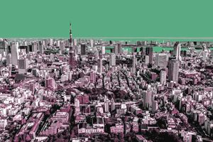 Tokyo Delineated