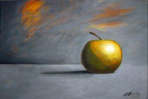 The still apple