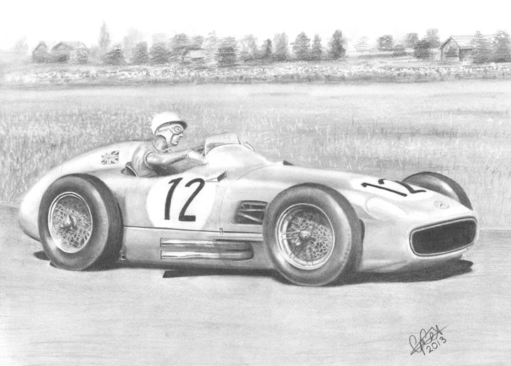 Stirling Moss - Christopher Cox