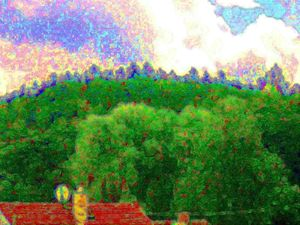 103 Landscape in Zemechy