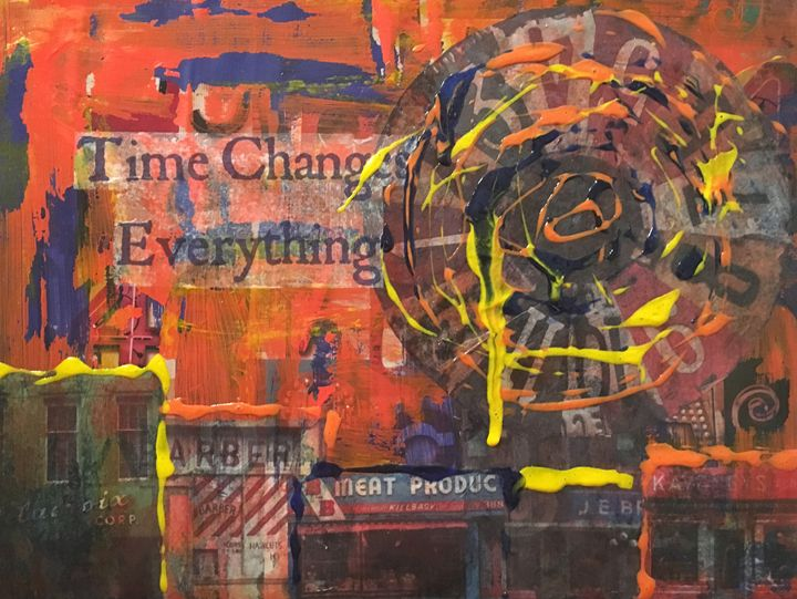 Time Changes Everything - Julie Irven