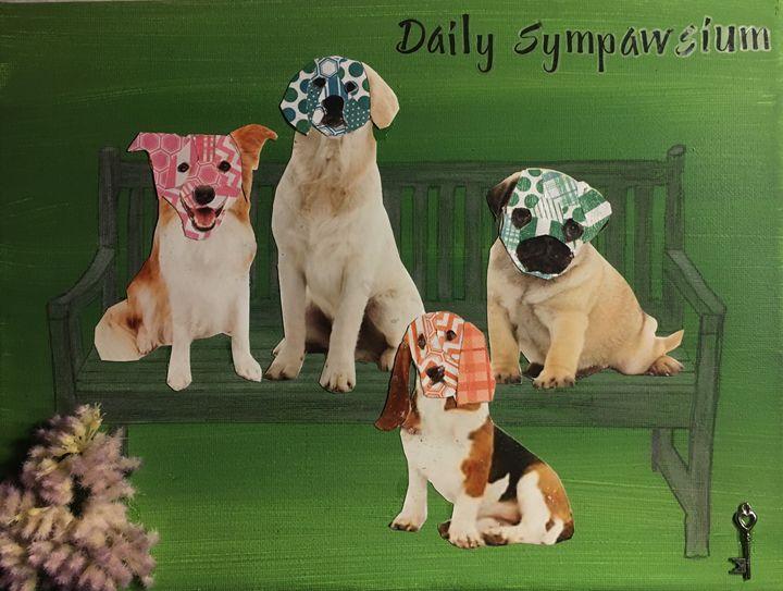Daily Sympawsium - Julie Irven