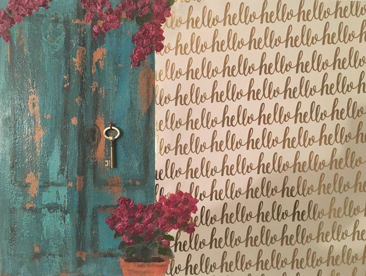 Hello - Julie Irven