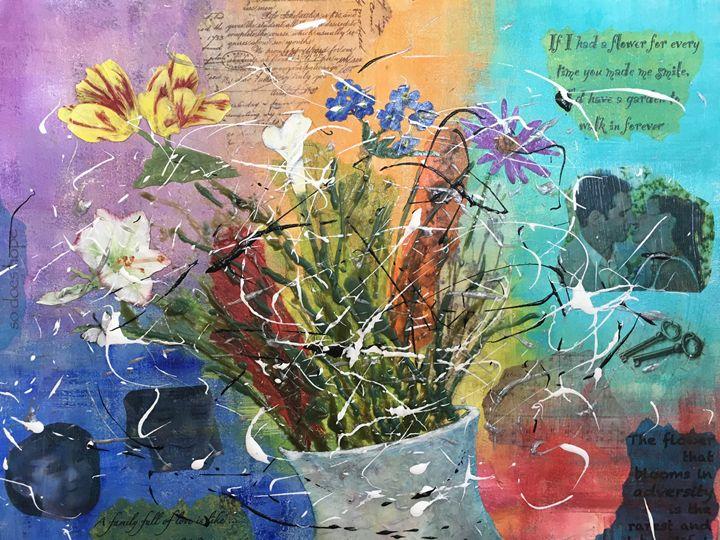 Family-Flowers - Julie Irven