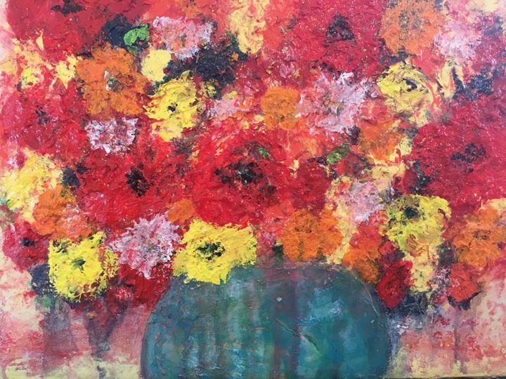 Floral Bouquet - Julie Irven