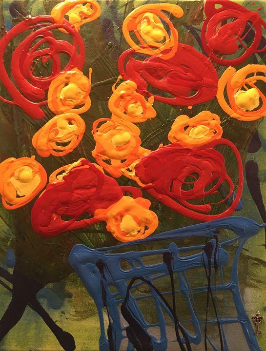 Flowers - Julie Irven
