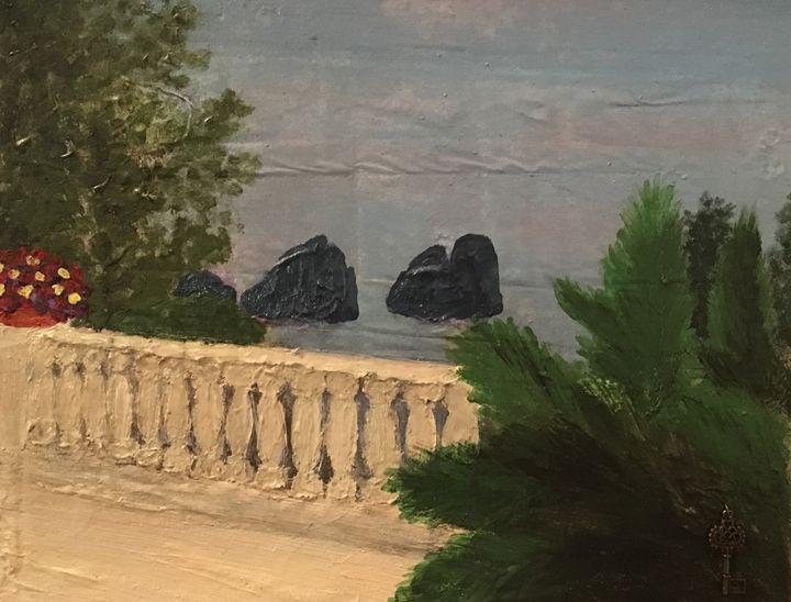 Capri - Julie Irven
