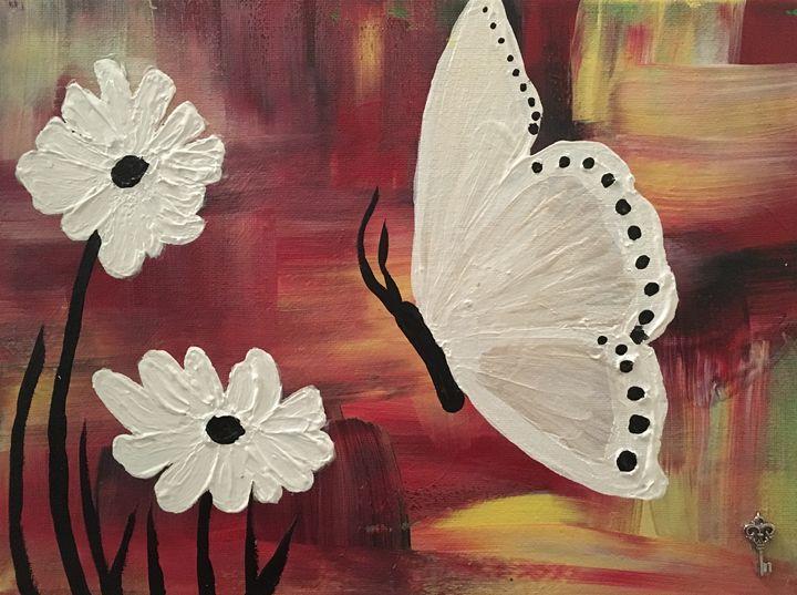 Black and White - Julie Irven