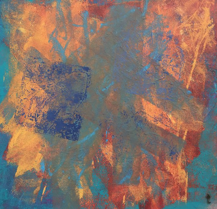 Burn 1 - Julie Irven