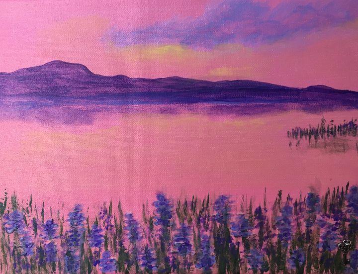 Summer Evening - Julie Irven