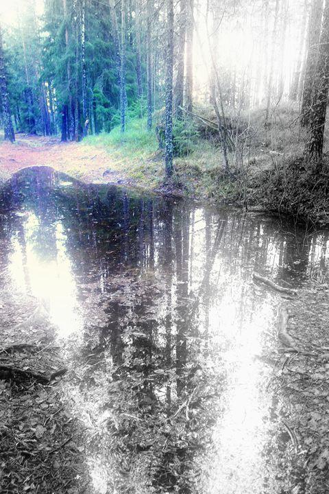 Follow your path - Hilde Widerberg ART