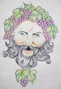 The spirit of wine - Kathryn Watkins