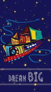 Dream Big Sky Ship