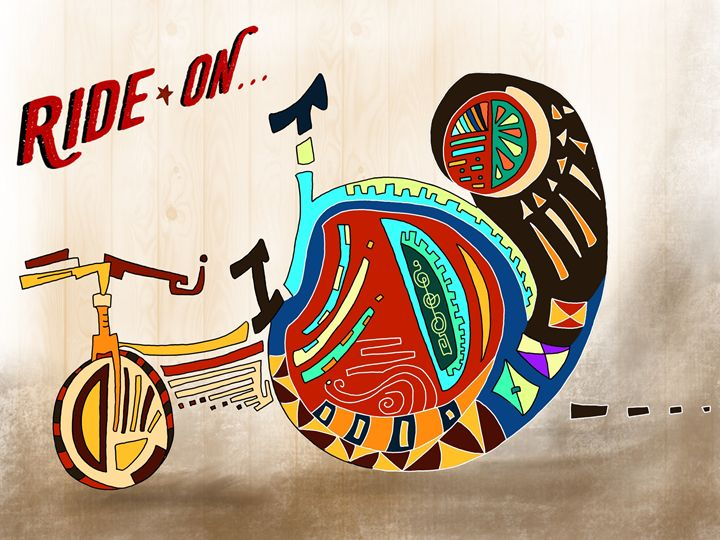 Ride On! - JYL