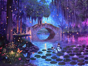 Lovely Bridge Evening