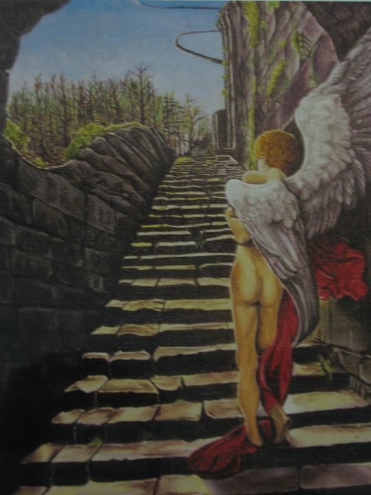 Stairway From Heaven - Michelle Carson