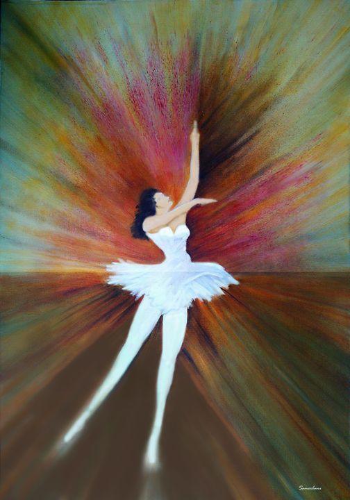 Dancing butterfly. - Samerbani