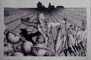 Scarecrow - Dooley Art