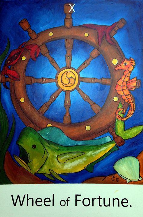 Wheel of Fortune - estudiomau