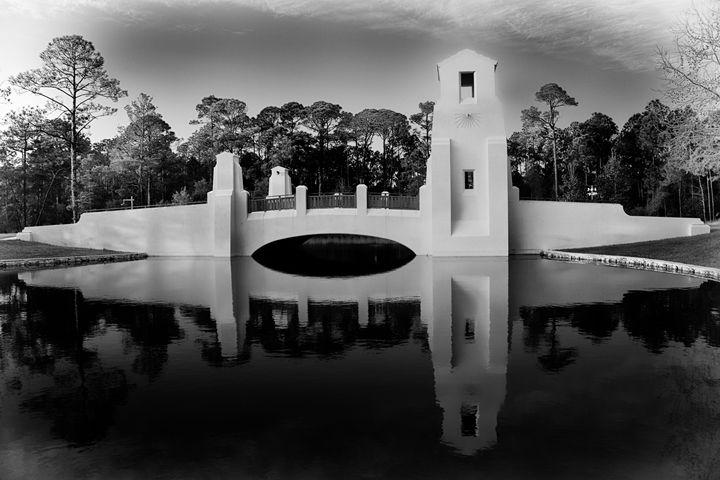 the white bridge - bluzARTphotography