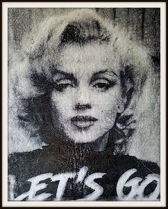 Marilyn - Let's go (n.448) - Alessio Mazzarulli