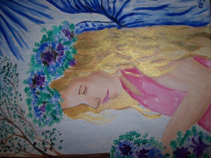 Little Heavenly Angel Girl - Melissa Pearson