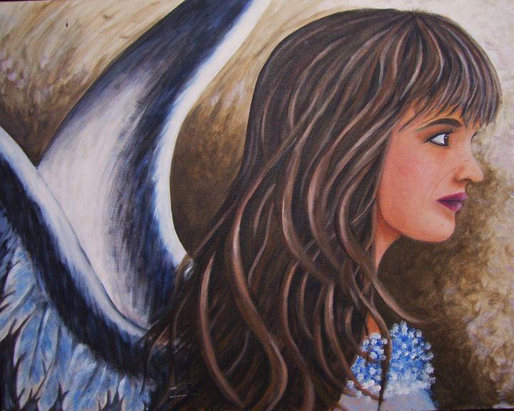 Angel in Blue - Melissa Pearson