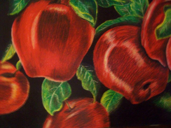 Apples - Melissa Pearson