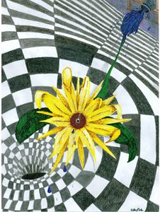 Sadness of a Sunflower