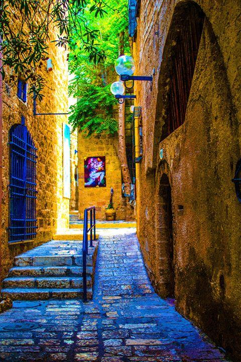 Old narrow small streets - slavamalai