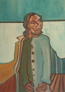 Picaso's portrait