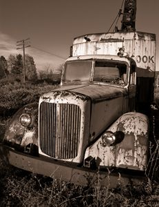 The Old Truck, Sunrise