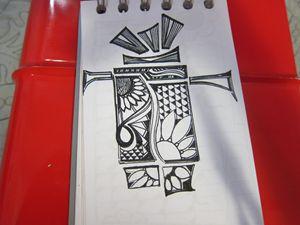 Zen jewel design