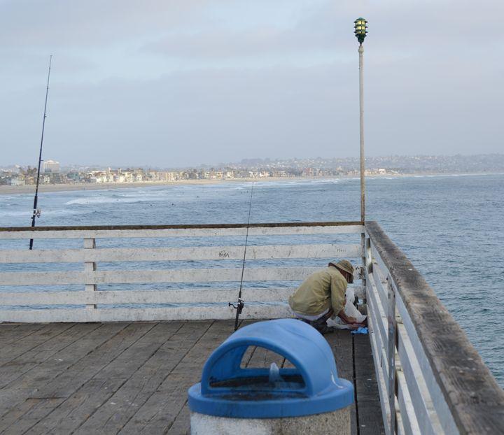 Lone Fisherman - jammer66
