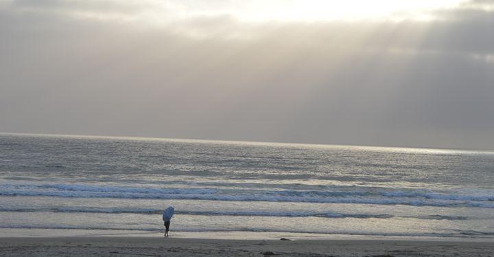 Umbrella on The Beach - jammer66