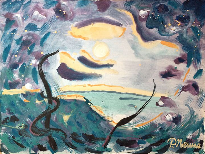 Landscape - peter menne