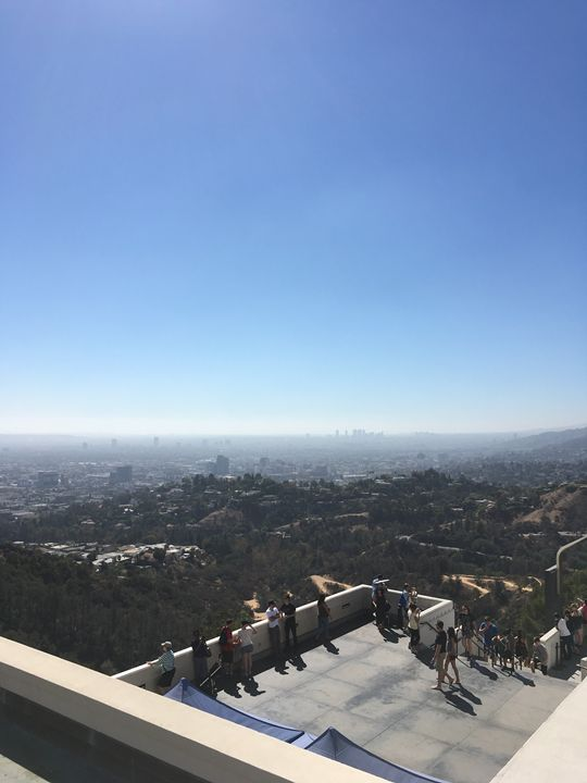 The Los Angeles, California - Unique and special