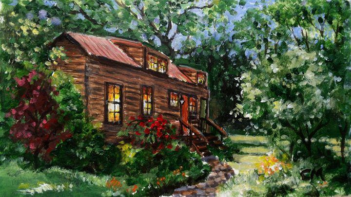 Sunnybrook Cabin - MacMahon Studios