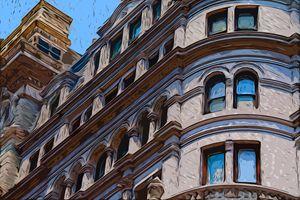 Philadelphia Building - Christine Mitchell