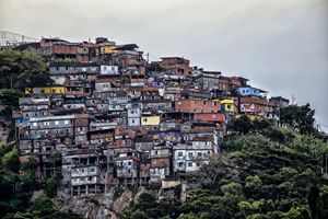 Santa Teresa slum