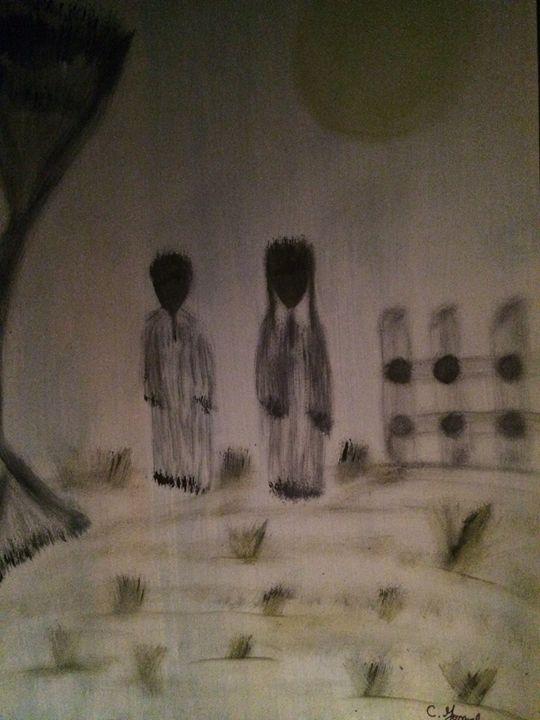 """""""SIDE BY SIDE"""" - C.Gonzalez Art Gallery"""