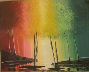 Painting Paradise