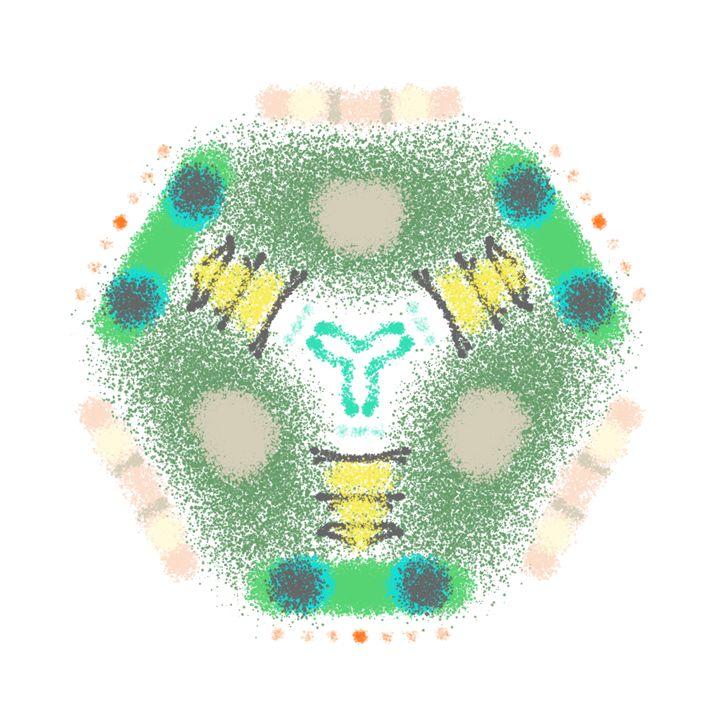 Kaleidoscope Specimen N°22 - Alexander Henry