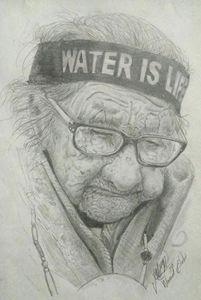 Warrior woman, know no age limit