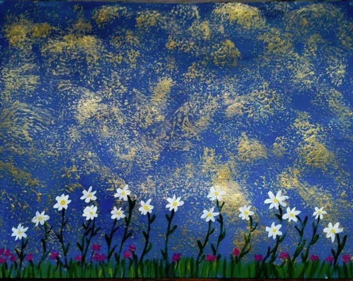 Daisy - Art by Bobbi